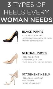 What Are The Most Comfortable High Heels How To Wear High Heels Without Killing Your Feet