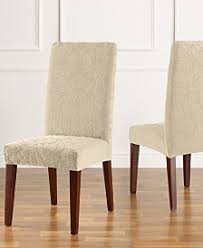 Damask Dining Room Chair Covers Dining Room Chair Slipcovers Shop Chair Covers Macy S Macy S