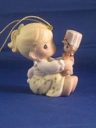 precious moments ornaments may all your christmases be ebay
