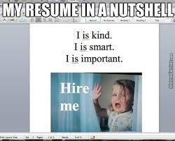 Exle Of Meme - resume writing meme 28 images technicalsupport resume sle exle