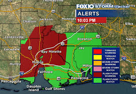 Map Of Mobile Alabama Saturday Rains Bring Flooding In Saraland Other Areas Fox10