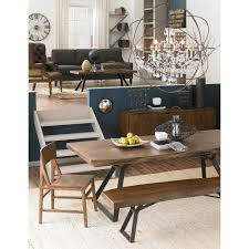 rectangle dining room sets london loft rectangular dining set by home trend u0026 design texas