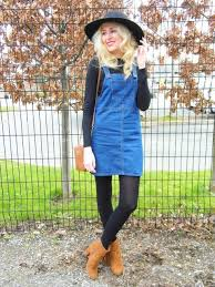 the 25 best black dungaree dress ideas on pinterest black