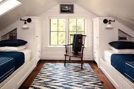 a dusty attic becomes a classic cottage bedroom grandchildren