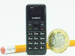 tiny small zanco tiny t1 claimed to be the world s smallest mobile phone