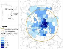 Mn Zip Code Map Geospatial Patterns Of Human Papillomavirus Vaccine Uptake In