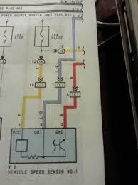 2 wire and 3 speed sensor sender clublexus lexus forum discussion
