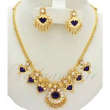 buy traditional kerala jewelry palakka mala choker and