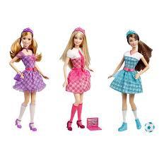 barbie princess charm dolls toys thehut