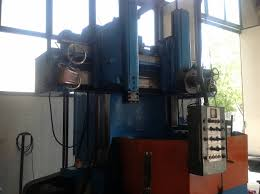 boring mill vertical