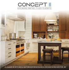 Kitchen And Bathroom Design Kitchen Bathroom Remodeling Rochester Ny Tile Store Concept Ii