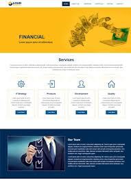 free templates for official website latest consulting website templates free download