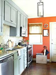 navy blue accent wall kitchen best colors for yellow red