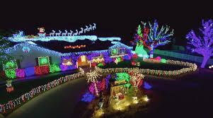 the great christmas light show olson family light show the great christmas light fight youtube