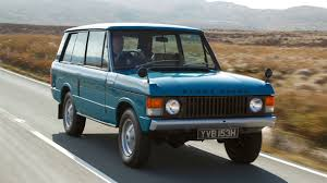 classic range rover 45 years of range rover exceptional british design