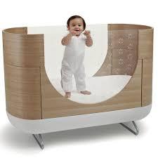 Modern Convertible Crib by Wonderful White Modern Baby Cribs Images Ideas Surripui Net
