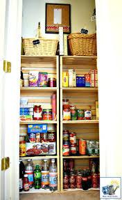 The Organized Kitchen Closet Kitchen Closet Pantry Organizing The Kitchen Pantry In 5