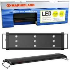marineland led bright lighting system sunpaq dual actinic 420nm 460nm bulb square pin find more