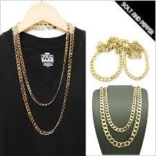 mens link necklace gold images Solt and pepper rakuten global market no brand fat type jpg