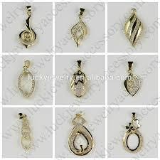 make stone pendant necklace images Fashion saudi gold pendants stone pendant necklace jewelry jpg