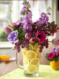 Putting Roses In A Vase How To Use Fruit In Your Diy Flower Arrangements