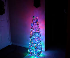 images of outdoor lighted wire trees home design ideas