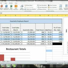 sales analysis report template ms excel 2010 tutorial employee sales performance report with