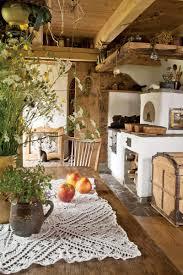 deco bois brut décoration maison de campagne un mélange de styles chic