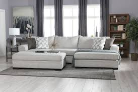 Sofa Living Spaces by Delano 2 Piece Sectional W Raf Chaise Living Spaces