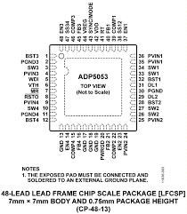 adp5053 datasheet and product info analog devices
