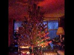 vintage silver aluminum christmas tree from the early 60s one