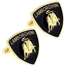 car lamborghini logo lamborghini logo car automotive cufflinks fantasyard costume