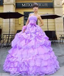 Purple Wedding Dresses Big Purple Wedding Dresses Clothes Pinterest Prom