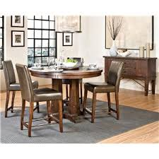 Dining Room Table Slides Intercon Hayden Trestle Dining Table With Metal Table Slides