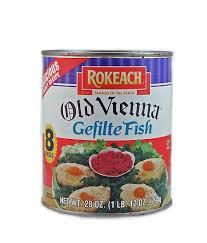 vienna gefilte fish 8 pieces vienna gefilte fish in jelled broth 28 oz of 12