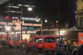 2016 Berlin Christmas market truck attack