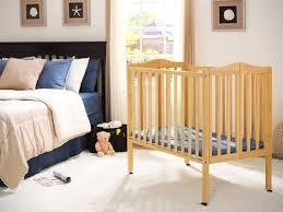 Babyletto Mini Crib Mattress by Delta Children Portable Mini Crib With Mattress U0026 Reviews Wayfair
