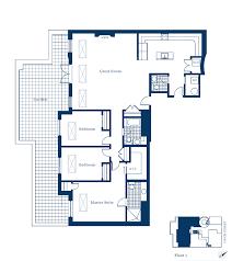 the residences floor plans