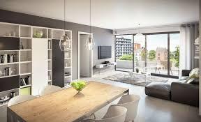 cuisine americaine appartement appartement à vendre séjour avec balcon cuisine ouverte équipée
