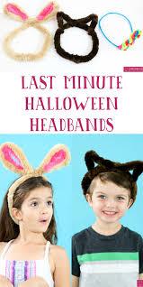 headbands for halloween craftaholics anonymous last minute halloween costumes