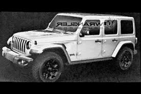 2018 jeep wrangler jl 2 door spied zf 8 speed auto and other unwrapped 2018 jeep wrangler jlu from production plant page 10