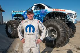 monster truck show in michigan mopar muscle monster truck to hit circuit in 2014 truckin