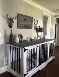 Best 25 Crate Bed Ideas by Best 25 Diy Kennel Indoor Ideas On Pinterest Diy Dog Kennel