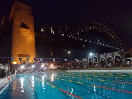 Pool At Night North Sydney Olympic Pool At Night 40 Pools