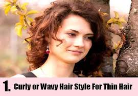 hairstyles for thin slightly wavy hair 4 best hair styles for women with thinning hair tips for
