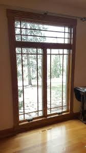 jfk window and door s window wednesday for an andersen window in this is the first window we are featuring on window wednesday that has andersen s prairie style grills without further ado here s a picture of the window