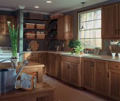 Kitchen Cabinet Colors Wood Cabinet Photo Gallery Kitchens U0026 Bath Schrock