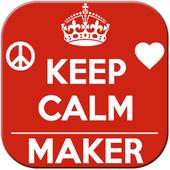 Keep Calm Generator Meme - keep calm meme generator apk download free entertainment app