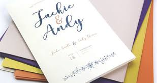 how to make your own wedding programs wedding ceremony programs stationery to design print make your own
