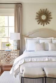 bedroom above the bed starburst mirror airmaxtn